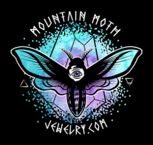 Mountain Moth Jewelry